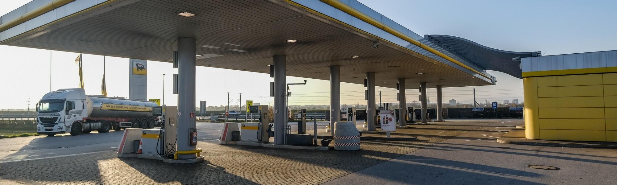AGIP Tankstelle S33